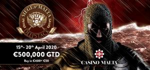 Siege of Malta CANCELED 2020